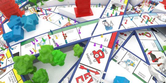 -  - Monopoly 1