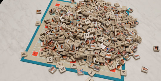 -  - Scrabble 2