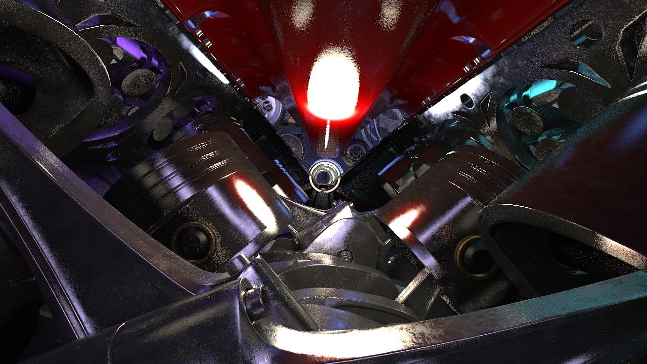 -  - Silnik 2