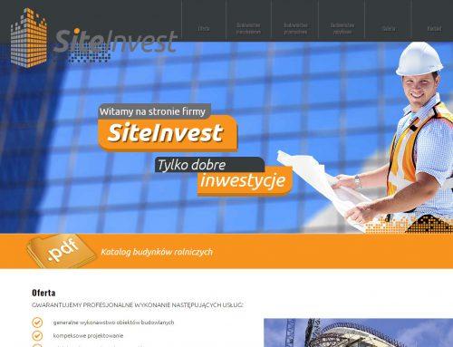 Strona siteinvest
