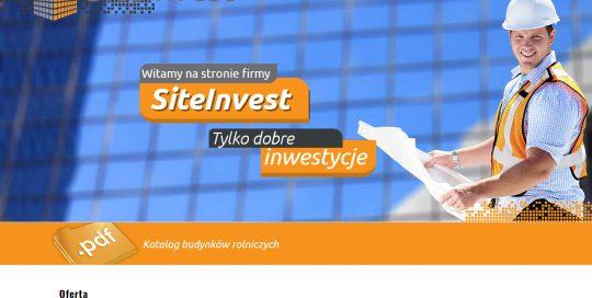-  - Strona siteinvest