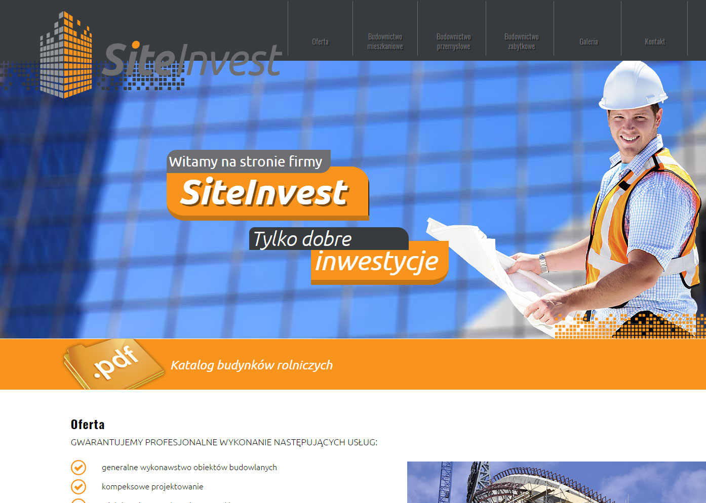 -  - Page siteinvest