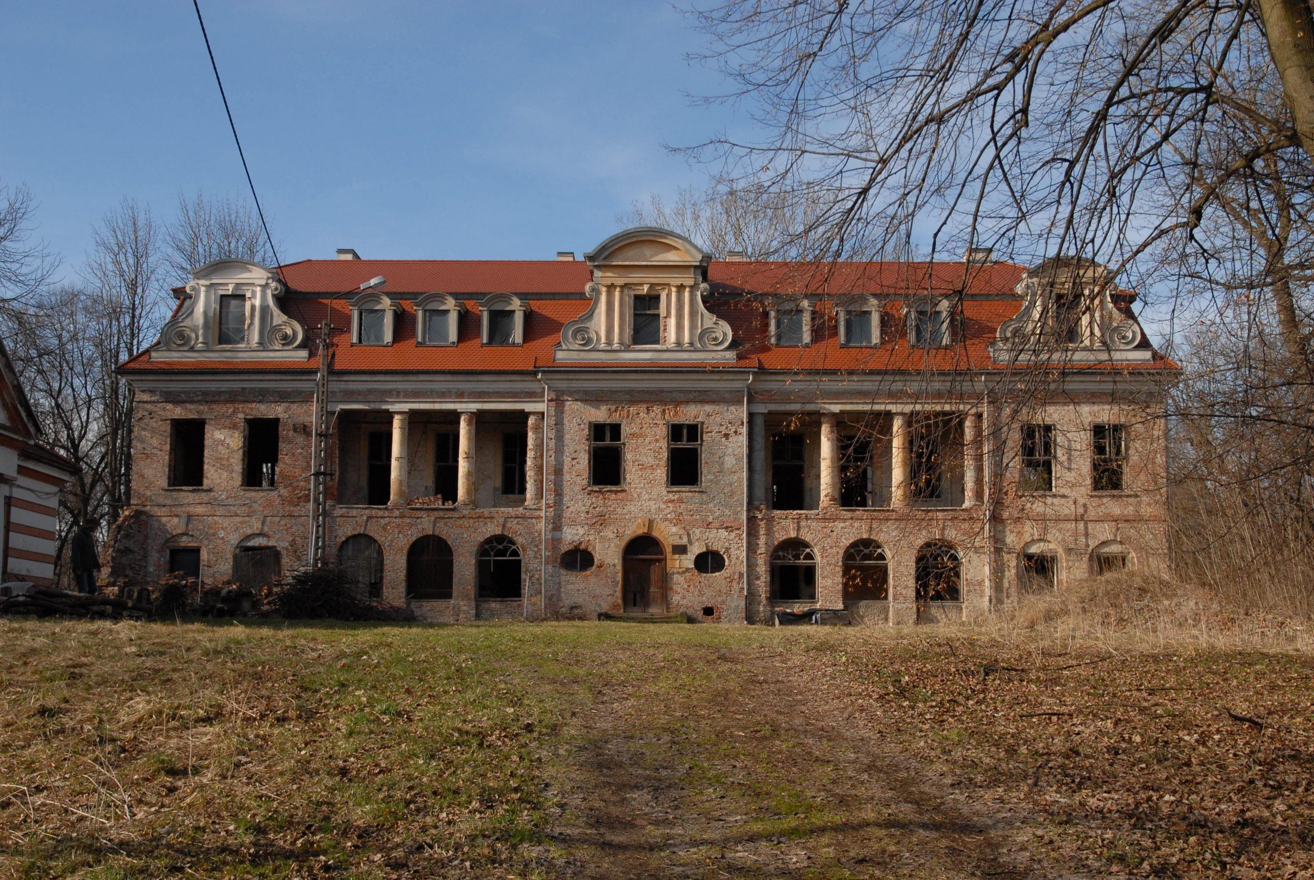 [object object] -  - Pałac w Bobrku